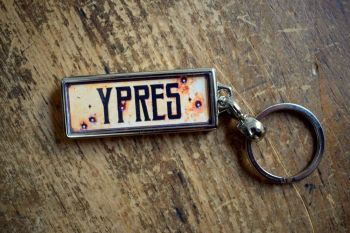 Ypres Key Ring