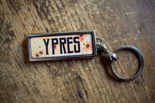 Ypres Key Ring