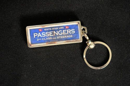 Titanic Key Ring