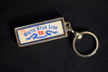 Titanic Key Ring