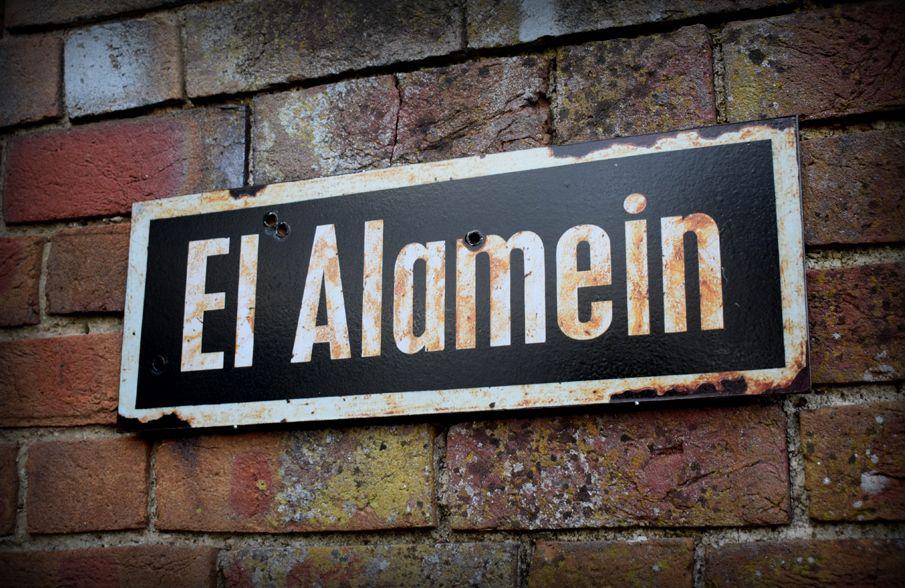 El Alamein DS