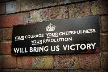 Your Courage Your Cheerfulness