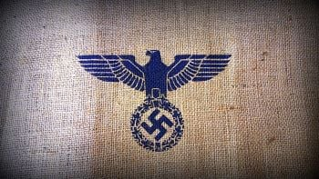 Wehrmacht hessian sand bags