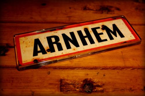 Arnhem Fridge Magnet