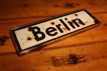 Berlin Fridge Magnet