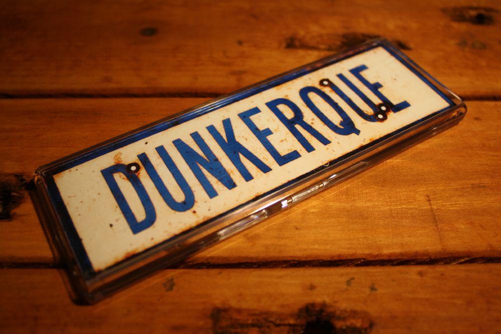 Dunkerque Fridge Magnet