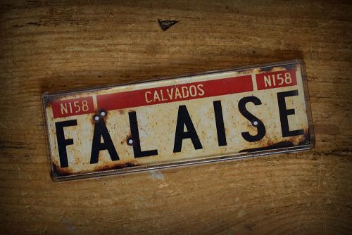 Falaise Fridge Magnet