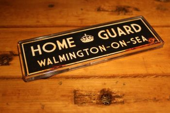 Home Guard - Walmington on Sea Fridge Magnet