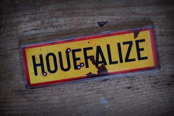 Houffalize Fridge Magnet