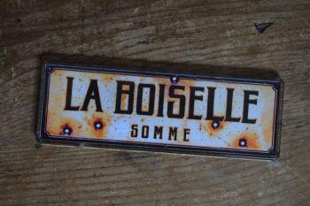 La Boiselle Fridge Magnet
