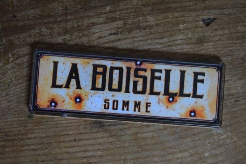 La Boiselle Fridge Magnet