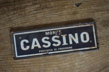 Monte Cassino Fridge Magnet