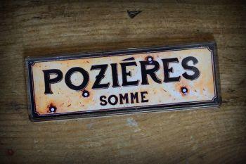 Poziers Fridge Magnet