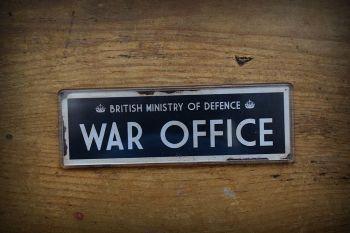 War Office Fridge Magnet
