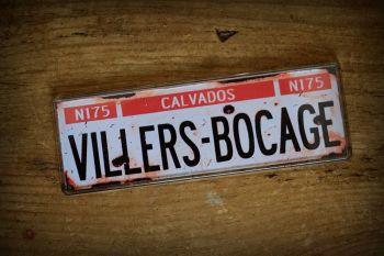 Villers-Bocage Fridge Magnet