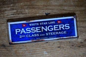 Titanic Passengers Fridge Magnet