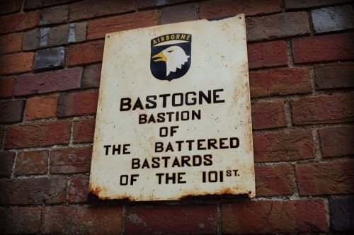 Bastogne Battered Bastards