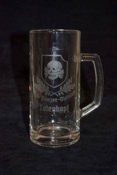 Totenkopf Beer Glass