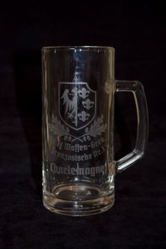 Charlemagne Beer Glass