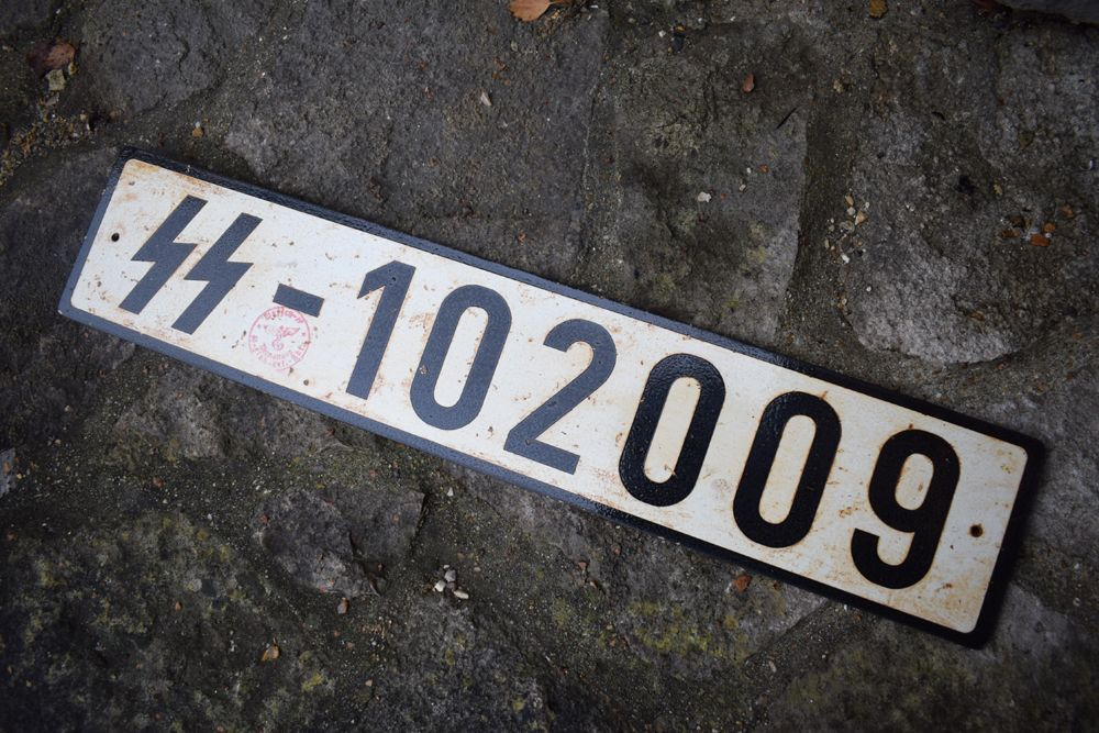 SS Number Plates (11)