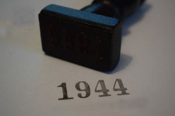 1944 Rubber Stamp