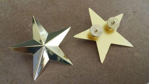 General Officer Rank ID/Rank Plate STARS