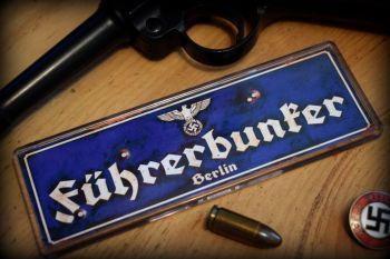 Führerbunker Fridge Magnet