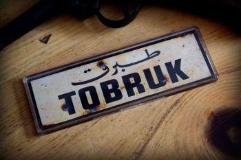 Tobruk Fridge Magnet