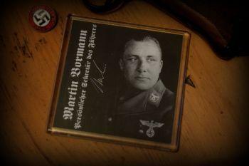 Nzi-Martin Bormann - Acrylic Coaster