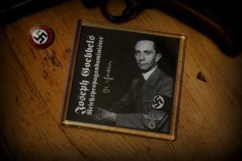 Joseph Goebbels - Acrylic Coaster