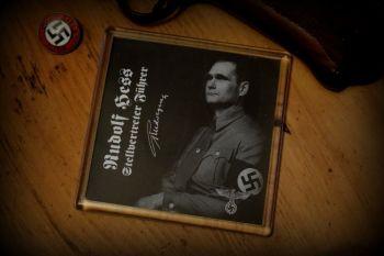 Rudolf Hess - Acrylic Coaster