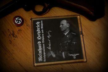 Reinhard Heydrich - Acrylic Coaster
