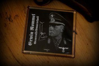 Erwin Rommel - Acrylic Coaster