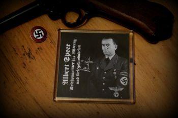 Albert Speer - Acrylic Coaster