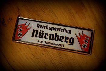 Nürnberg Fridge Magnet