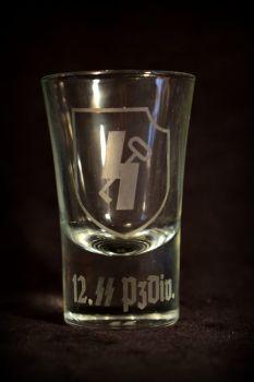 SS Div. Shot Glasses (3)