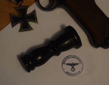Führerhauptquartiere Wolfschanze Rubber Stamp