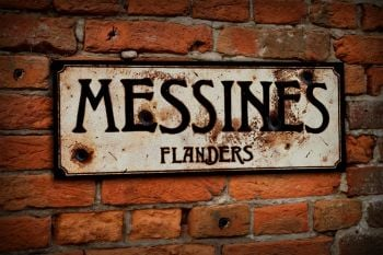 Messines Display Sign