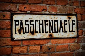Passchendaele Display Sign