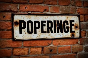 Poperinge Display Sign