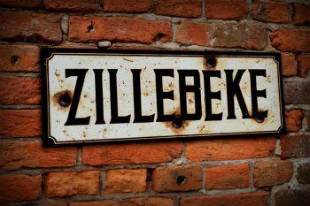 Zillebeke Display Sign