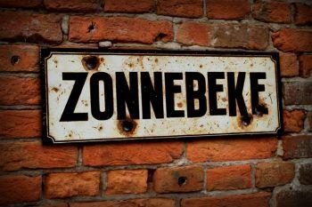 Zonnebeke Display Sign