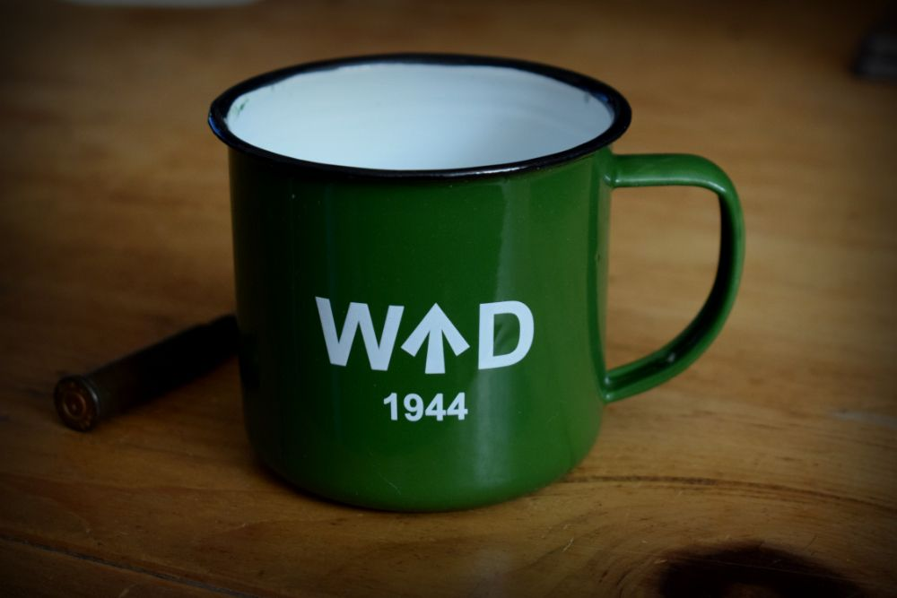 8. Tin Mugs