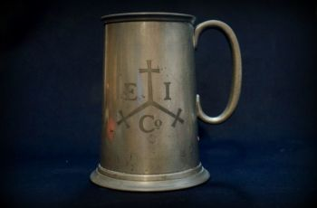 East India Trading Co., Pewter Tankard