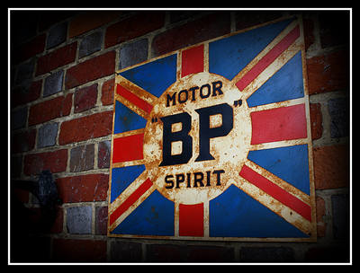British Petroleum Motor Spirit