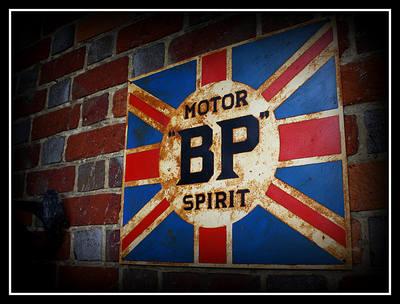 British Petroleum Motor Spirit