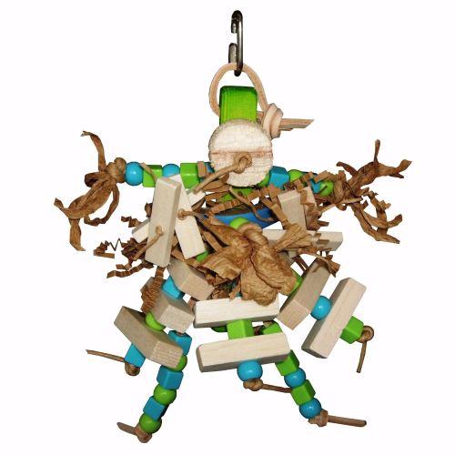 Shredding Toy, Munchkin The Hanging Version