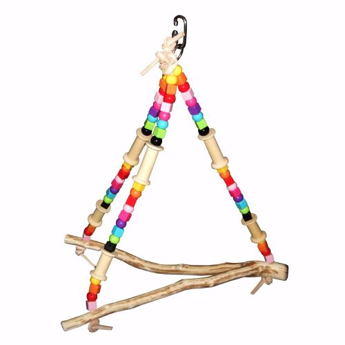 Forked Budgie Swing Lil' Dipper for Mini to Small Birds