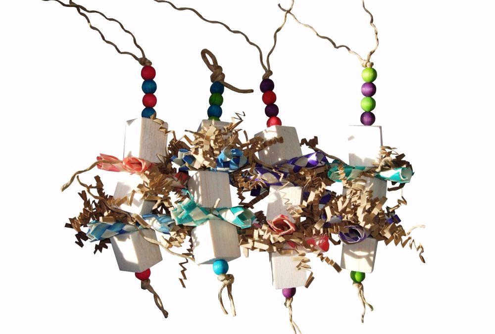 balsa shredding toys for light shredders-tribal