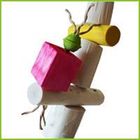 Parrot Pick 'n' Mix Toy Parts